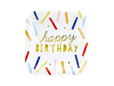 Happy Birthday confetti mix