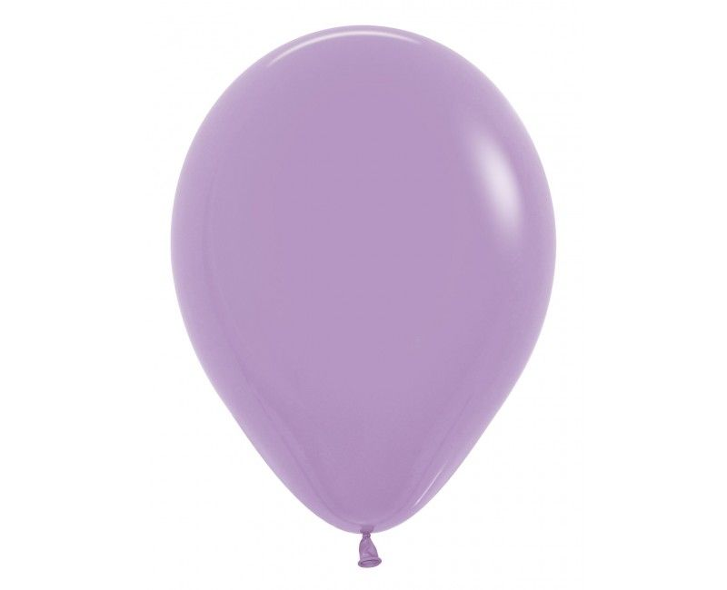 Sempertex ballonnen 12 cm pastel lilac, 50 stuks