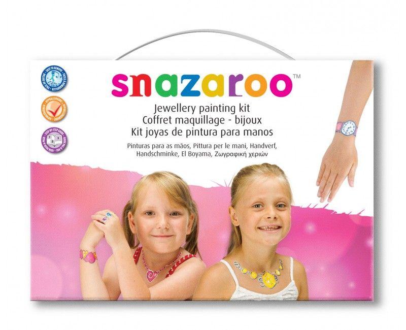 Snazaroo juwelen schminkset