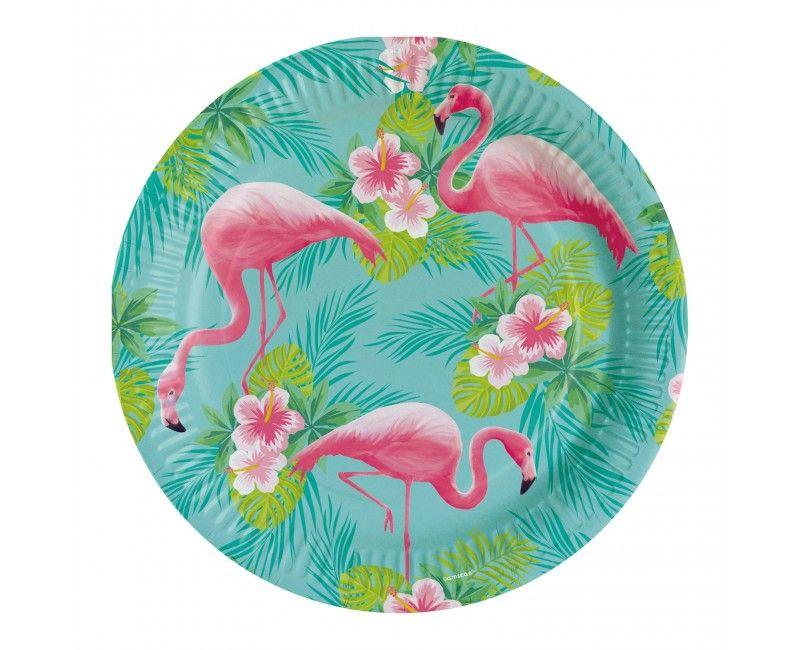 Borden Flamingo stijl