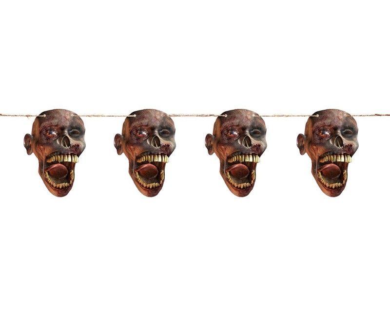 Vlaggenlijn Skulls