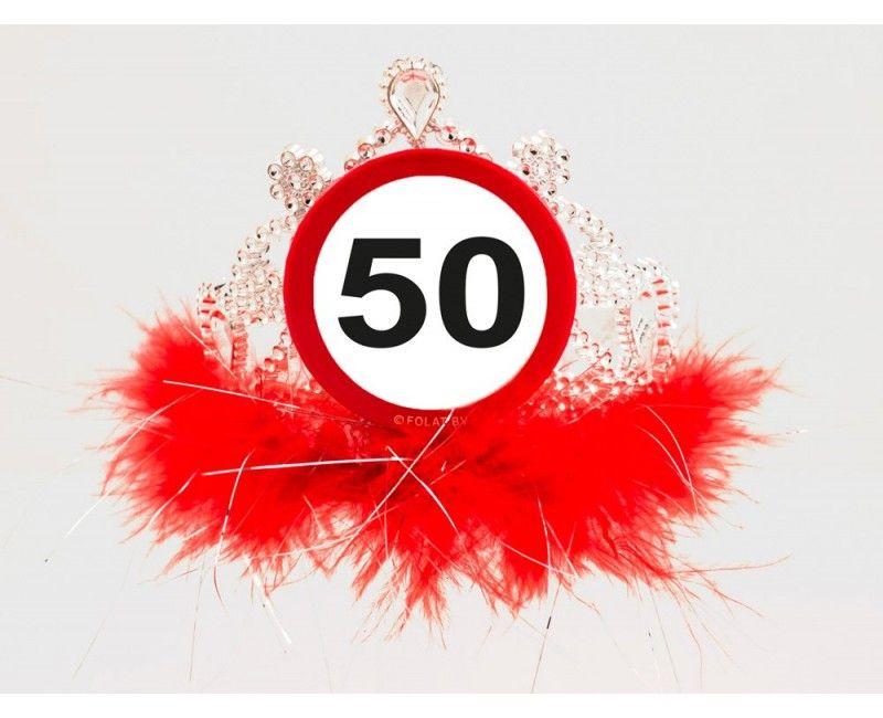 Tiara 50 jaar