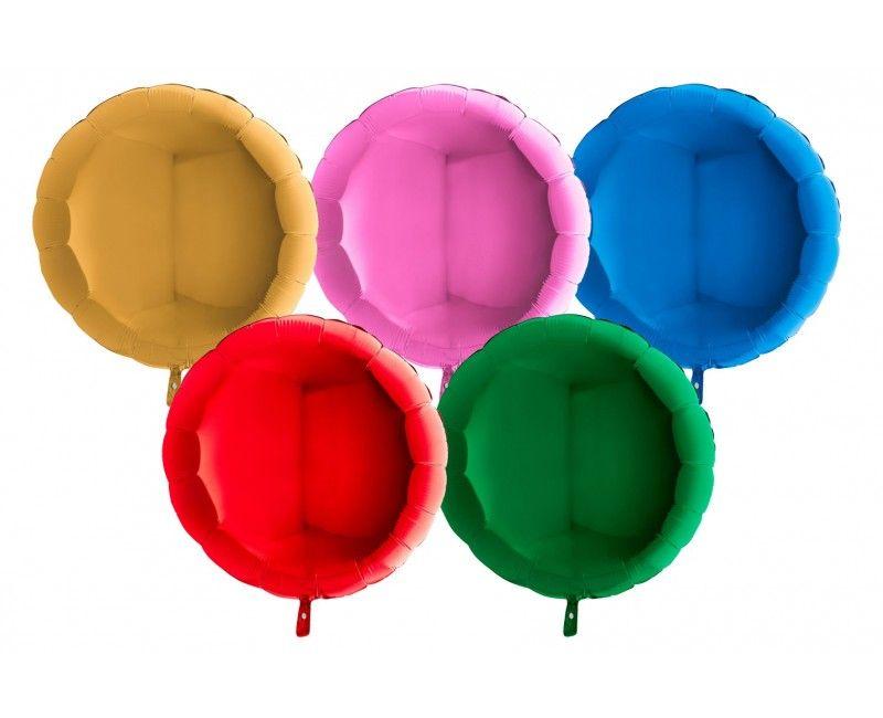Folieballon rond 90 cm