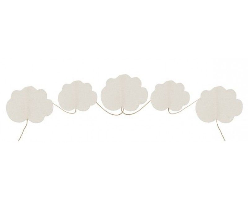 Wolken slinger naturel
