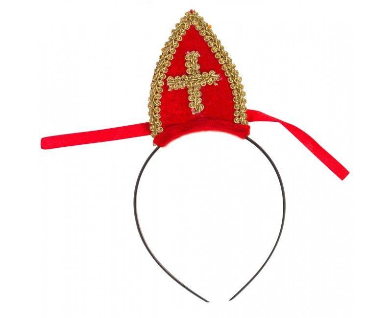 Tiara Sinterklaas Mijter, per stuk