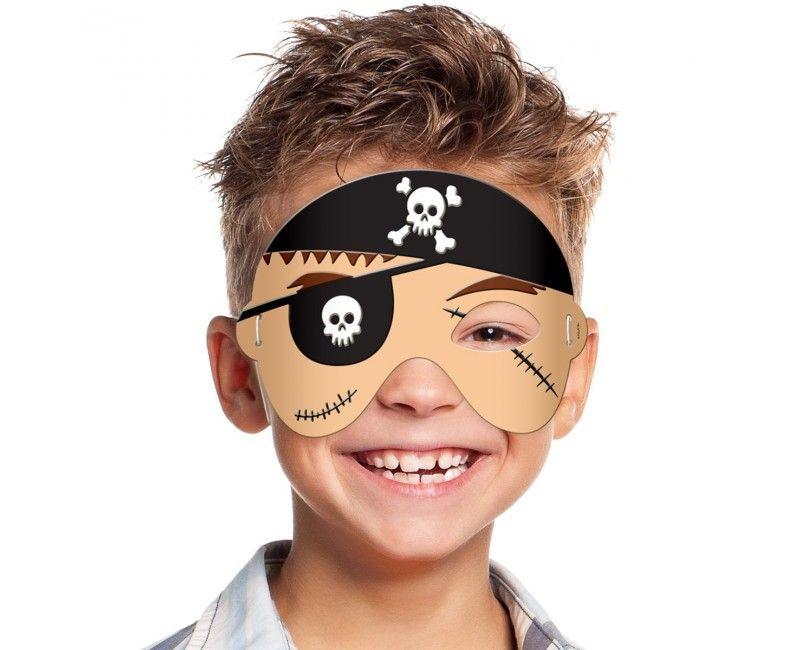 Kindermasker Piraat