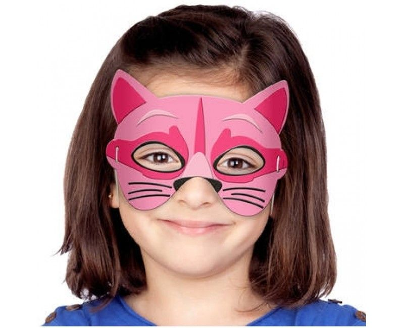 Kindermasker Cat