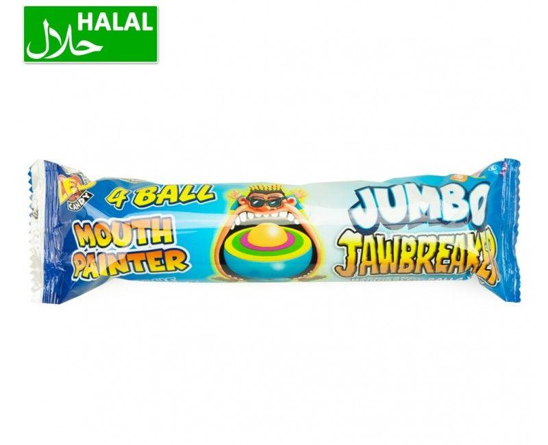 Zed Jawbreakers Blue Razz 5-strip