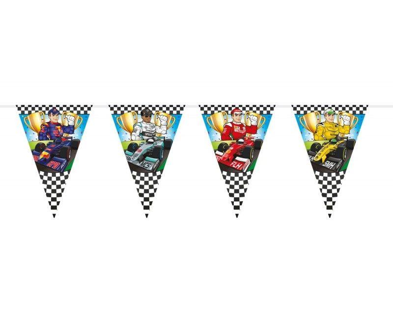 Vlaggenlijn XL Formule 1