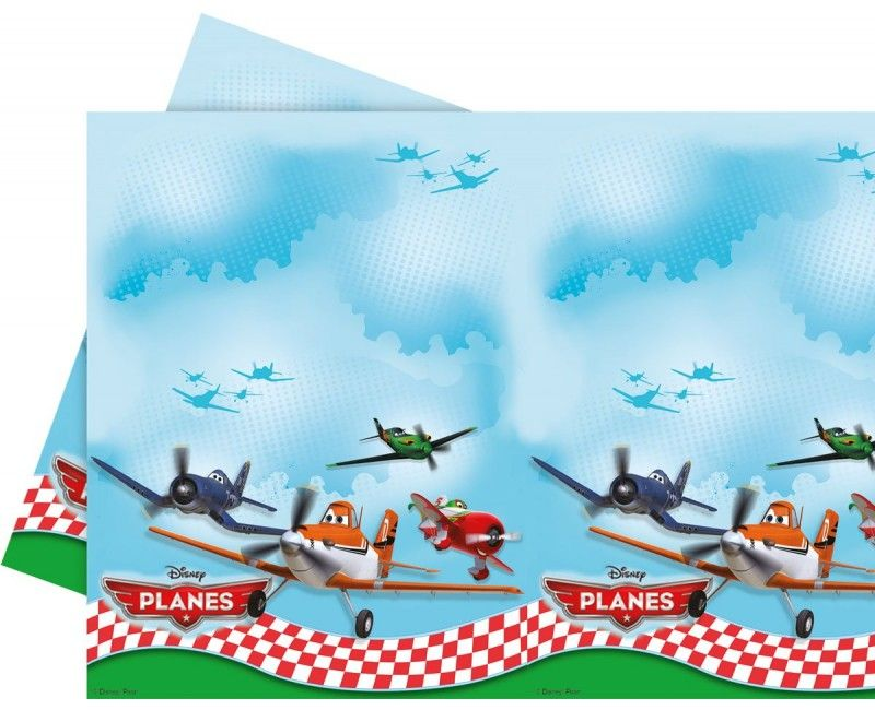 Tafelkleed Planes