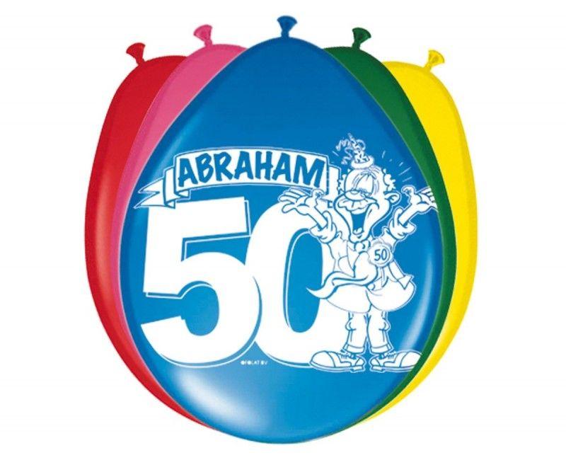 Abraham ballonnen
