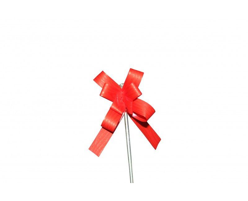 Antenne strikjes rood 50 stuks
