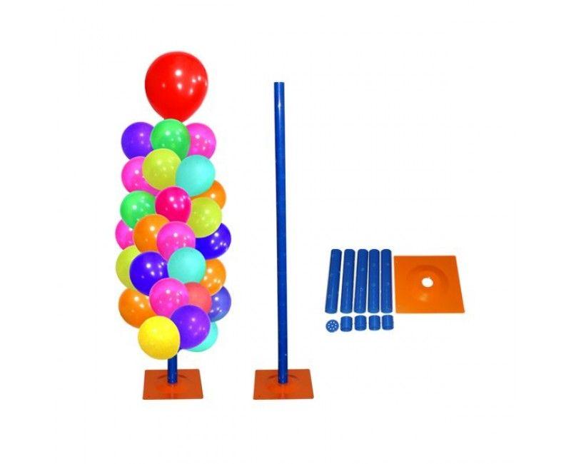 Luxe ballonnenboom voor 60 ballonnen