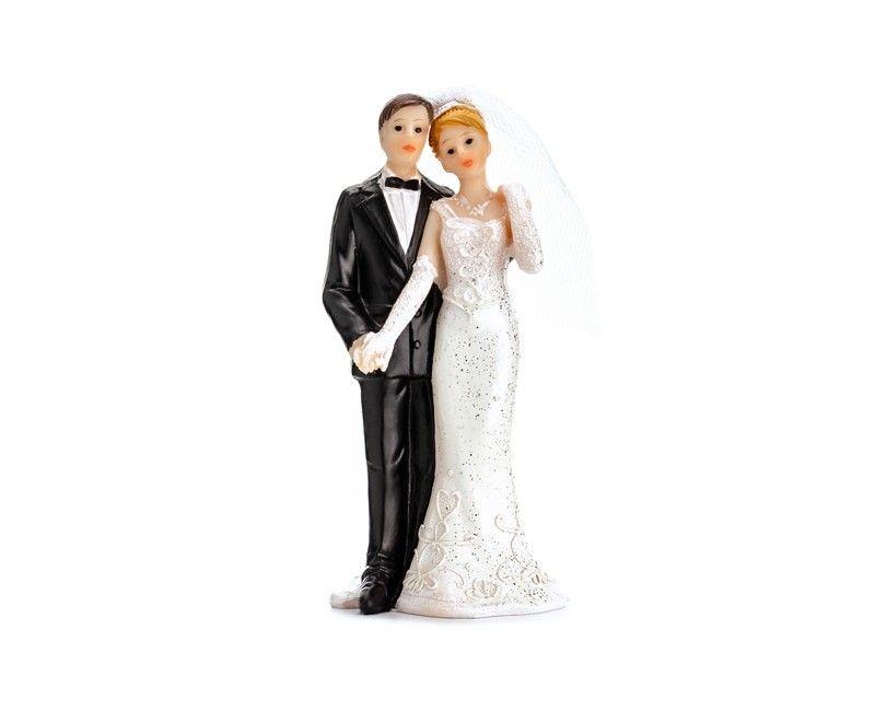 Bruidstaart topping bruidspaar gearmd 14