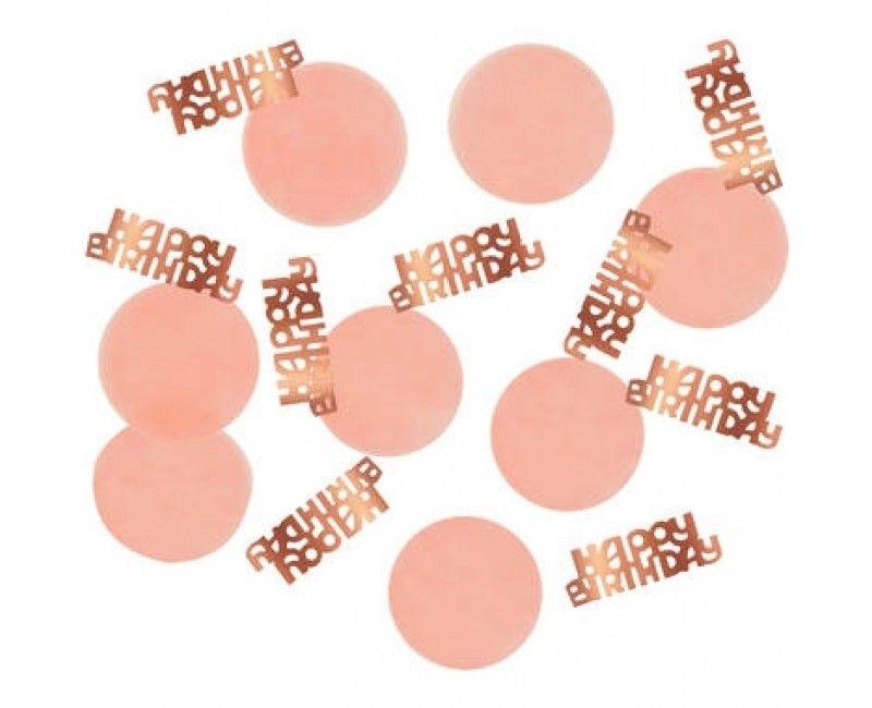 Confetti Lush Blush Happy Birthday, 25 gram