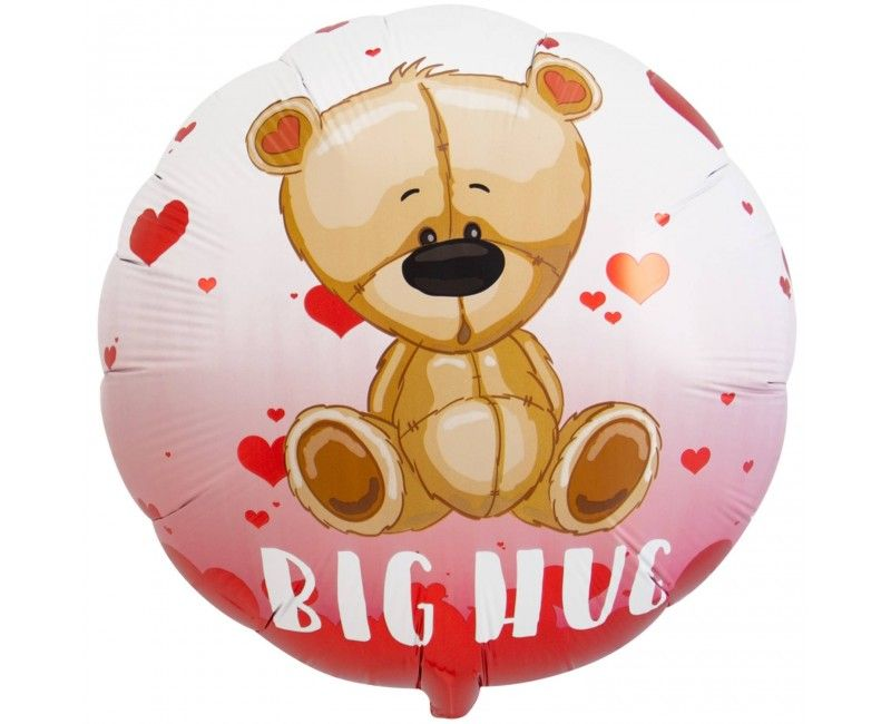 Folieballon 45cm Big Hug