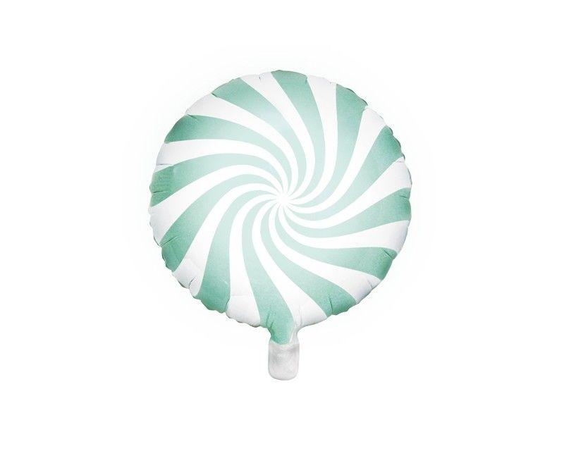 Folieballon 45cm Candy mint