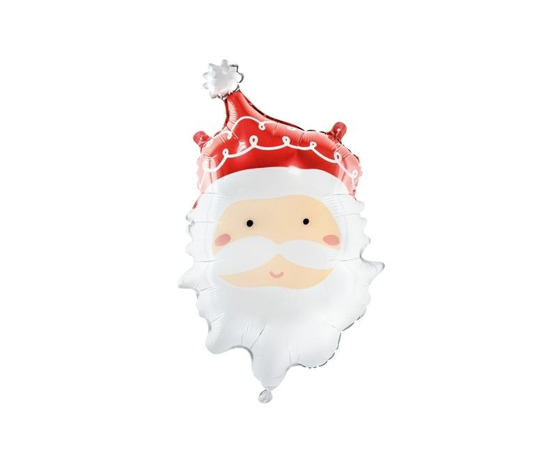 Folieballon Santa 37 x 60cm