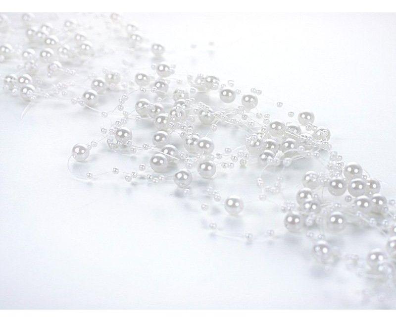 Beaded garland pearl