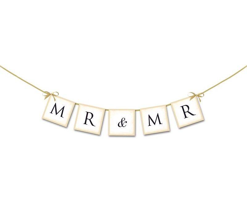 Letterslinger Mr & Mr