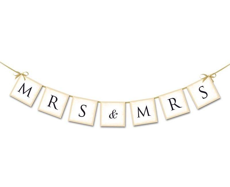 Letterslinger Mrs & Mrs