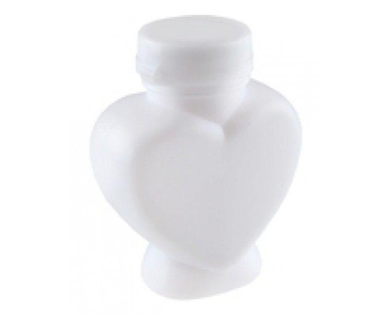 Bellenblaas hart 4 stuks