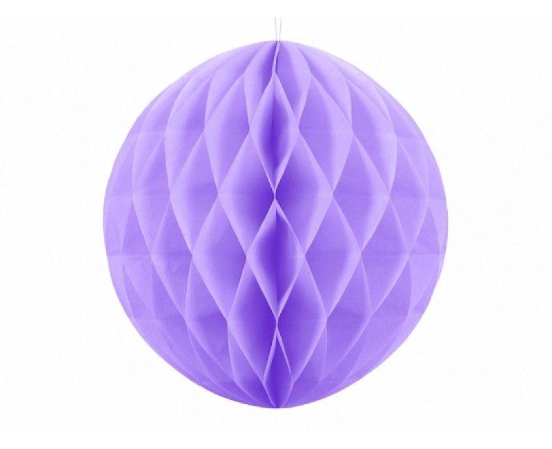 Honeycomb bol lila