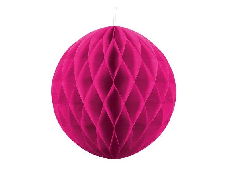 Honeycomb bol roze