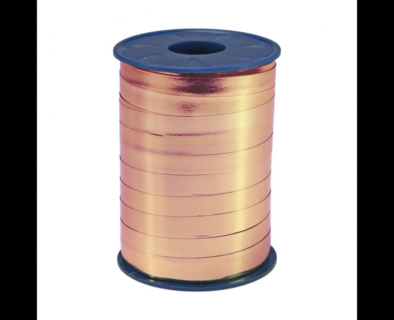 Rol lint 5mm rose gold metallic, 250 meter