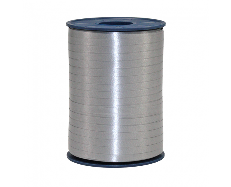 Rol lint 5mm zilver, 500 meter