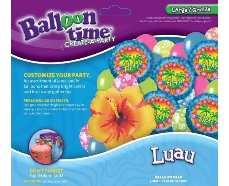 Ballontros groot Luau