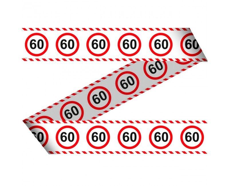 Markeerlint verkeersbord leeftijden-60