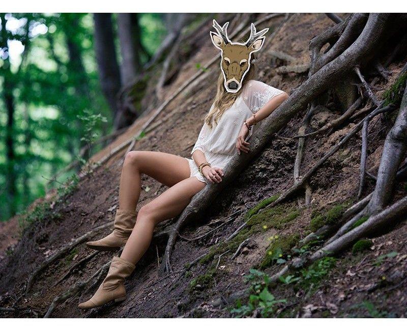 Masker hert