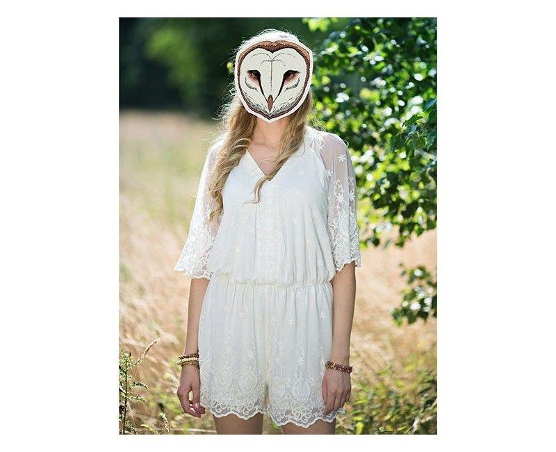 Masker sneeuwuil