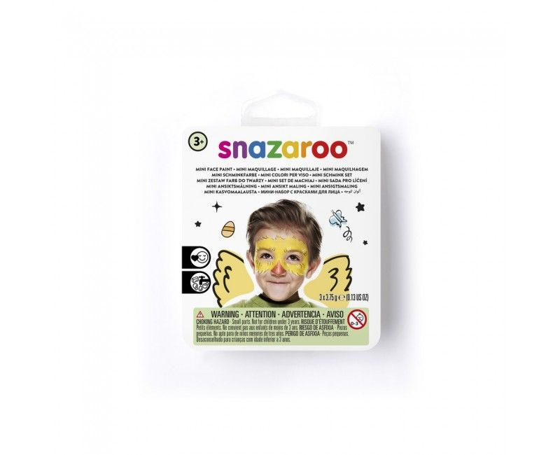 Snazaroo mini gezicht schminkset kip