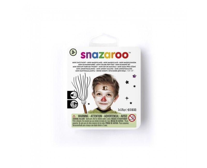Snazaroo mini gezicht schminkset sneeuwpop