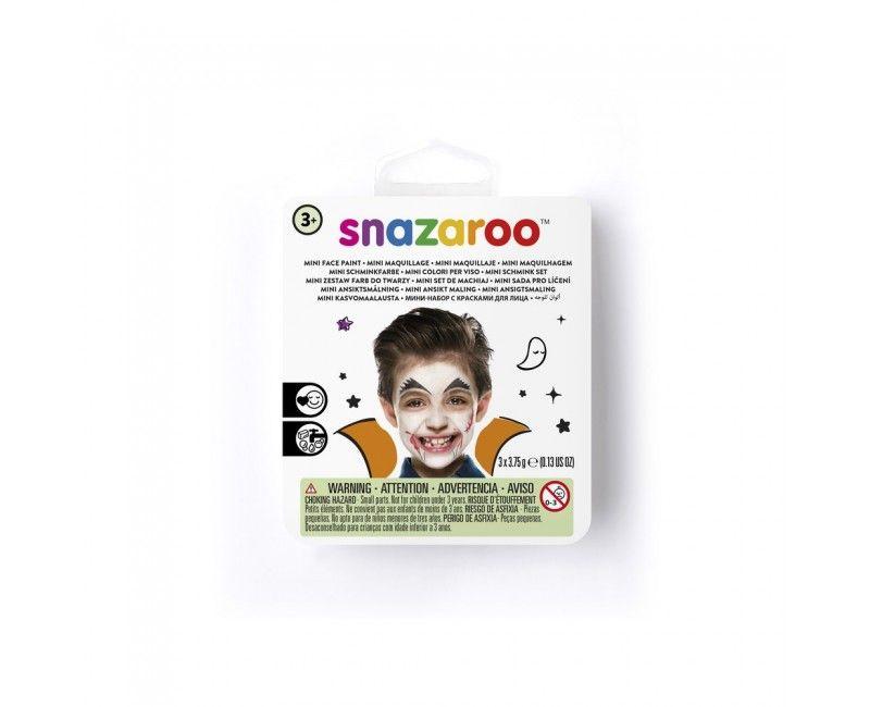 Snazaroo mini gezicht schminkset vampier