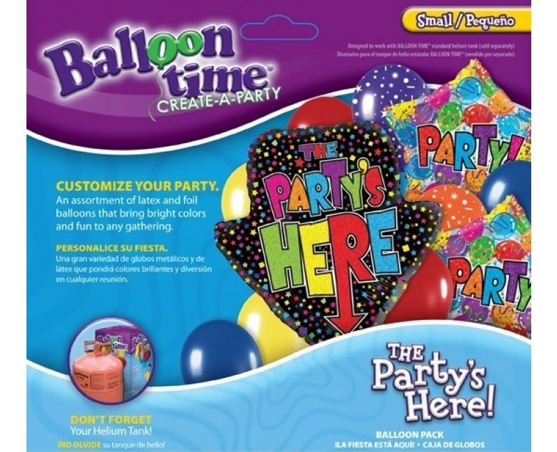 Ballontros Party's here
