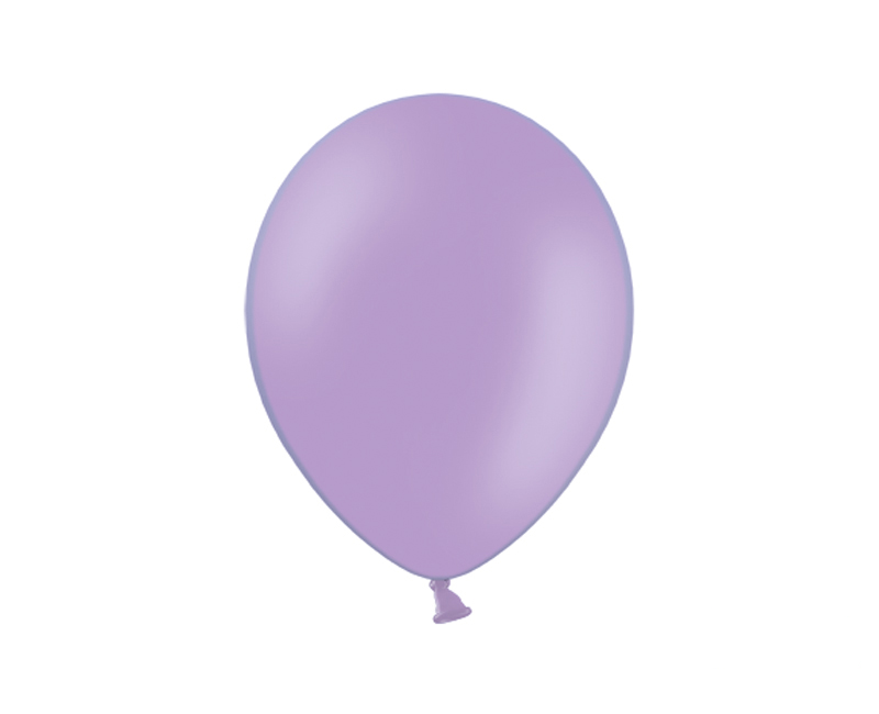 Party ballon 27cm lavendel, 50 stuks