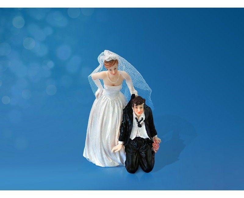 Bruidstaart topping nr.37