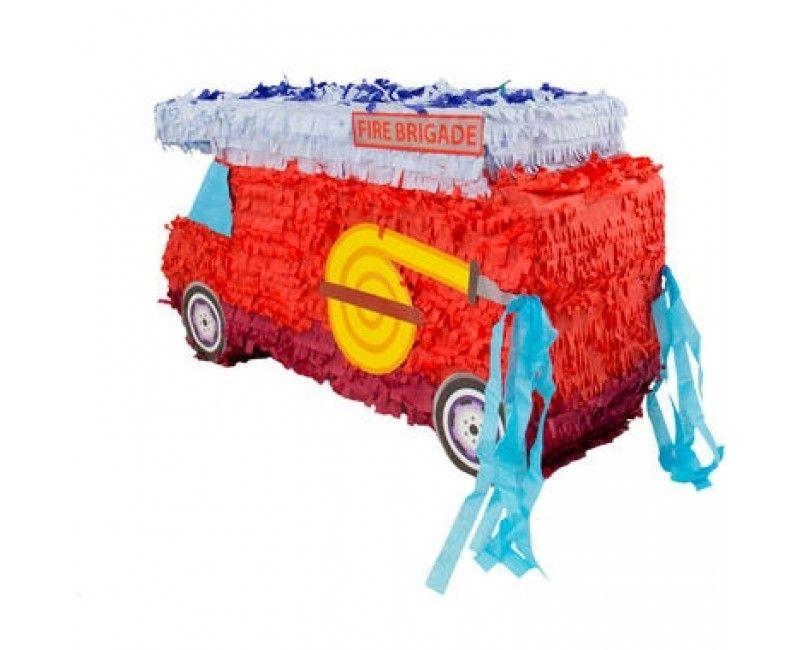 Pinata brandweerwagen