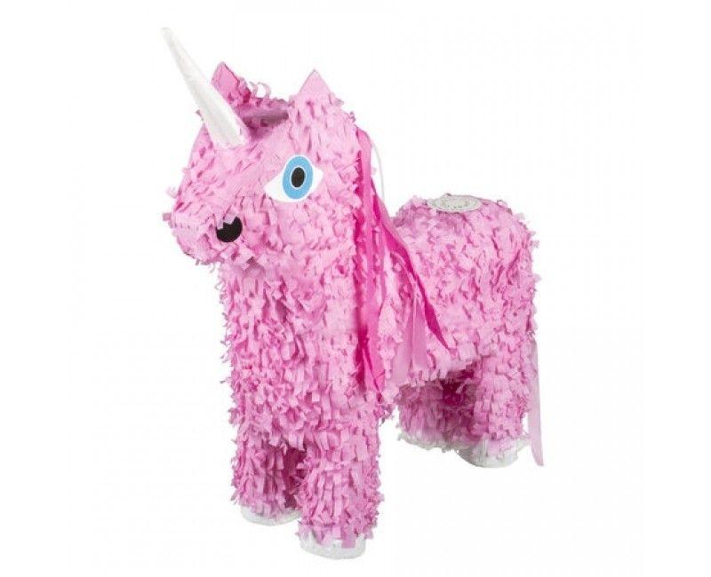 Pinata roze Unicorn