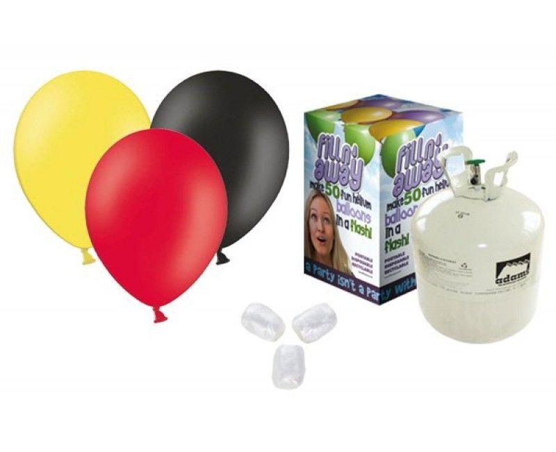 Heliumpakket 50 ballonnen België