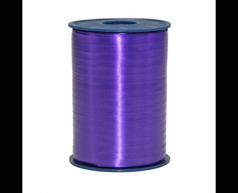 Rol lint 5mm paars, 500 meter