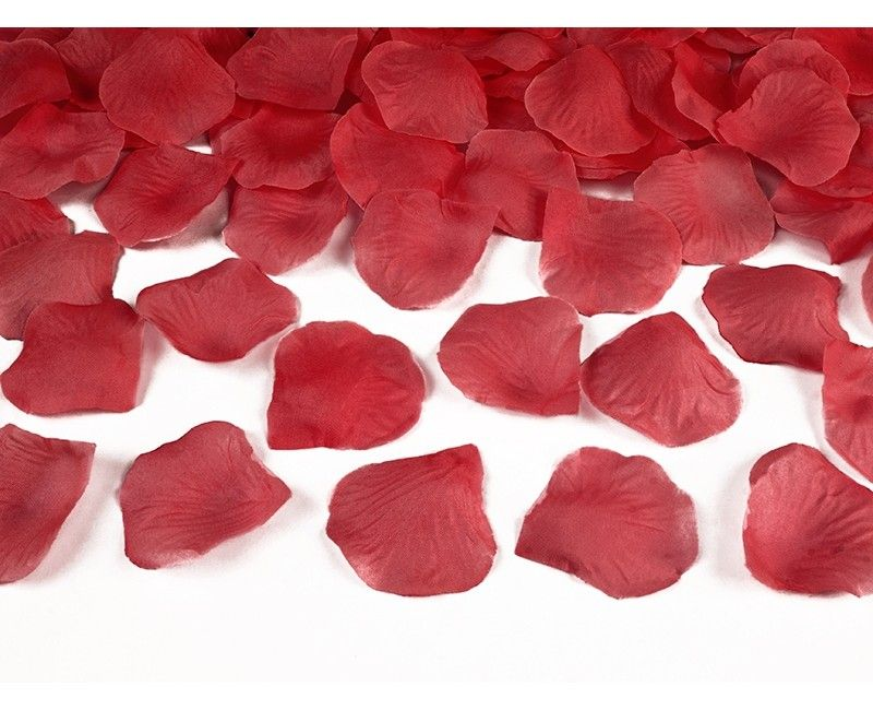 Rozenblaadjes rood, 100 stuks