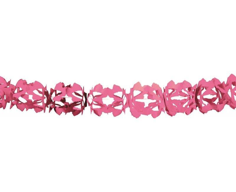 Slinger 6 meter Hoku roze