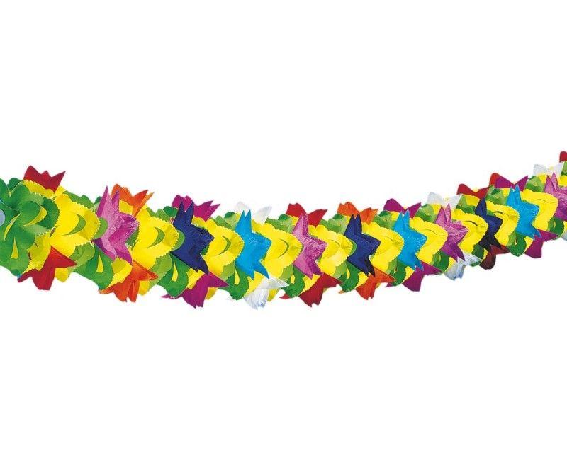 Papieren slinger papier Maui, 6 meter