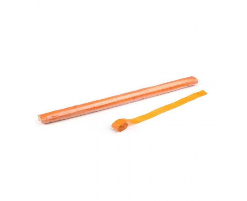 Serpentines oranje XXL