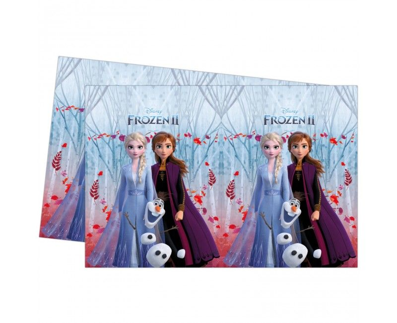 Frozen 2 tafelkleed 120 x 180cm