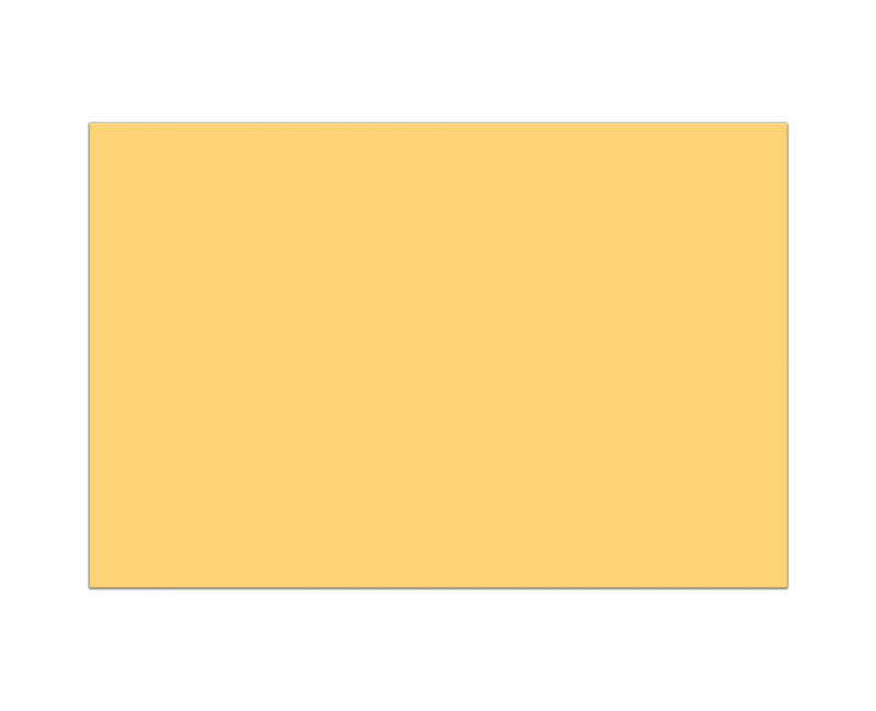 Tafelkleed geel 120 x 180cm, per stuk